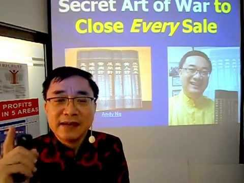 Secret Art of War to Close Every Sale