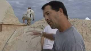 Cast In Miami: Sand Sculptures
