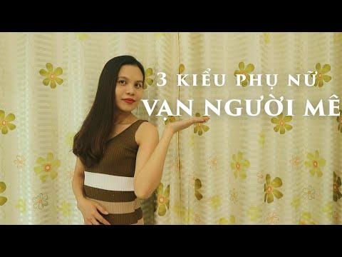 3 kiểu phụ nữ vạn người mê | NHỮNG CÂU NÓI HAY về PHỮ NỮ #10 | VietQuotes