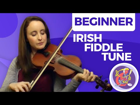 """Irish Fiddle Lesson - [The Basics] Learn """"Maggie In The Woods"""" 🎵🎵"""
