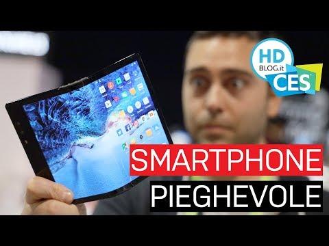 FLEXPAI: il primo SMARTPHONE PIEGHEVOLE al mondo | Anteprima