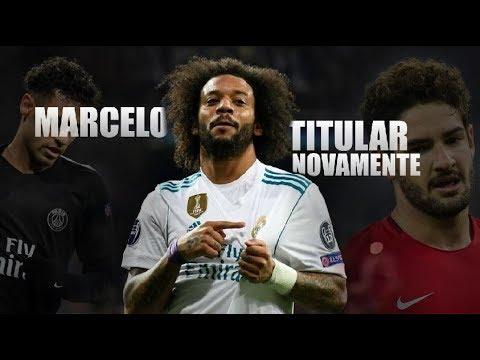 Marcelo, Isco e Bale: Titulares novamente / Neymar planeja sair do PSG / Pato livre no mercado