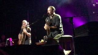 "Dave Matthews and Tim Reynolds ""Fool To Think"" Turin Italy 4/4/17"
