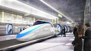 Hyperloop Explained:Is Hyperloop The Future Of Transporation ?