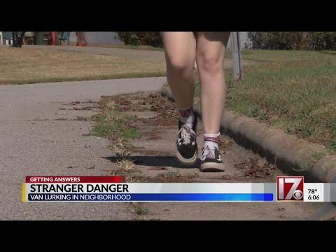 Teen girls say they were stalked by men in van in Raleigh neighborhood