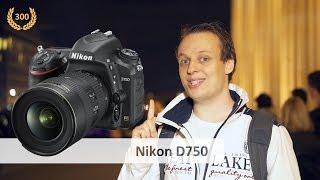 Nikon D750 - Vollformat-DSLR im Test, gefilmt mit der Sony A7s [Deutsch   1080p50]