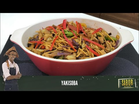 Veja como fazer yakisoba fácil com o Chef Rivandro França [Sabor da Gente exibido em 21/04/2021]