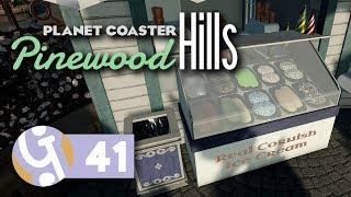 🌲 Ice Cream Parlour (Vintage Pack Redux) | Pinewood Hills | Let