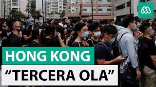 Hong Kong Y La Tercera Ola De Coronavirus