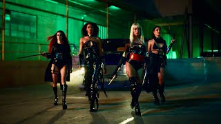 Marshmello x Nitti Gritti - Bad Bitches (Feat. Megan Thee Stallion) (Official Music Video)