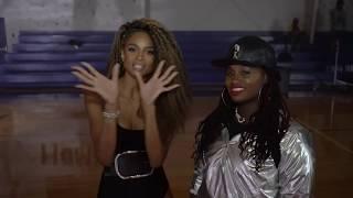 """Behind The Scenes Of """"Dose"""" With Ciara"""