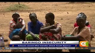 Schools closed after bandits attack South Baringo.