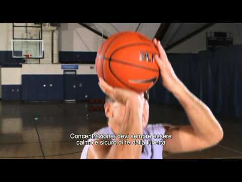 Basket Coach: come fare sempre canestro e migliorare le tue percentuali di tiro
