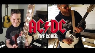 AC/DC - TNT (cover by TRT feat. Mr.Damage)
