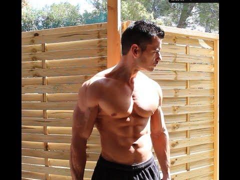 De quoi grandissent les muscles chez natourala