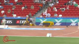 Triple Jump Men  - 2015 SEA Games