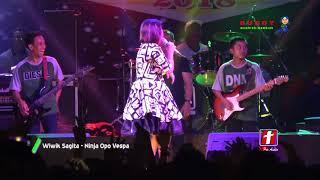 Wiwik Sagita - Ninja Opo Vespa NEW Pallapa LIVE Semarang Fair 2018