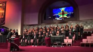 """""""This Means War"""" OCBF Men Choir"""