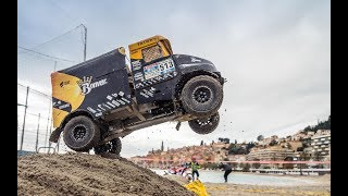 RC Truck Rally at Africa Eco Race 2018