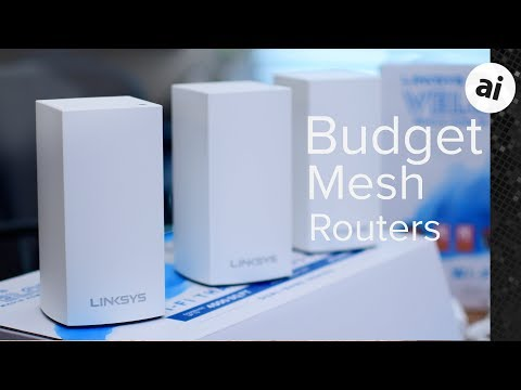 Review: Linksys Velop Dual-Band Routers are an Affordable Mesh Networking Solution