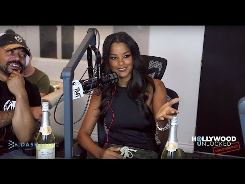 Claudia Jordan Talks Jamie Foxx And Katie Holmes Relationship With Hollywood Unlocked [UNCENSORED]