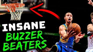 The CRAZIEST Buzzer Beater for All 30 NBA Teams (UNREAL)