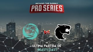 Beastcoast vs Furia - Beyond The Summit