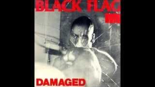 "Video thumbnail of ""Black Flag - Six Pack"""