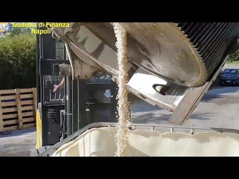 ΙΚΙΛ: 14 τόνοι ναρκωτικών για την χρηματοδότηση της τζιχάντ…