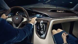 ► BMW Vision Future Luxury INTERIOR