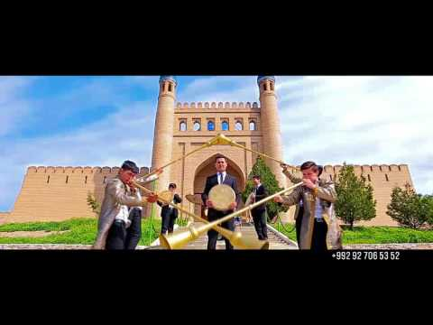 Ансамбли карнайнавозони - Садои давр (инструментал) (Клипхои Точики 2017)