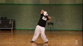 So you think you can dance Season 4 Phillip Chbeeb Audition HD 720p