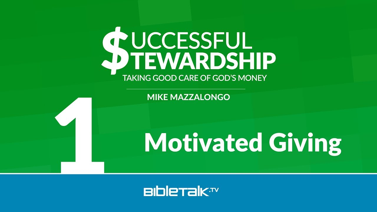 1. Motivated Giving