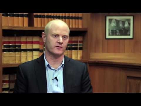 Studying Law at the University of Auckland: Ian Narev