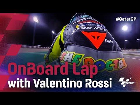 バレンティーノ・ロッシ復活!オンボード映像で見るロッシの予選の走り