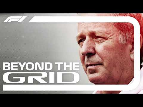 Martin Brundle Interview | Beyond The Grid | Official F1 Podcast
