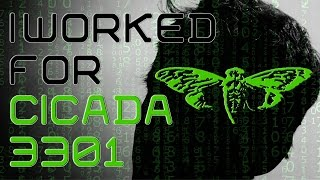 """TRUE Story """"The Man that WORKED For CICADA 3301"""" Anonymous Man's Eerie Story"""