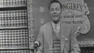 LONGINESCHRONOSCOPE[WITHSEN.HENRYCABOTLODGE,JR.],TELEVISIONINTERVIEW:WilliamBradford...