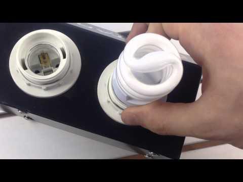 OSRAM DULUX MINI TWIST 15W/827 E27, обзор энергосберегающей лампы