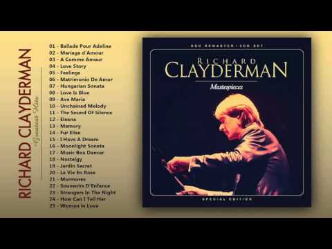 Richard Clayderman - Greatest hits of Piano - The Very Best of - küchenlösungen für kleine küchen