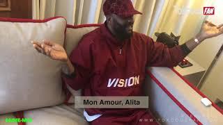 👑🦅 Fally Ipupa #Aime Moi Traduction Paroles