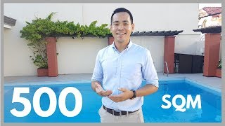 Brand NEW House and SPACIOUS Lot FOR SALE in BF Homes, Paranaque City with a Swimming Pool - ID P3
