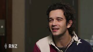 Interview: Matthew Healy Of The 1975