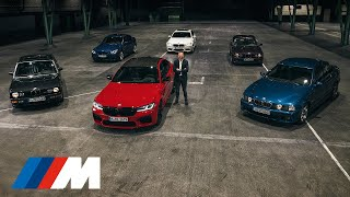 The New BMW M5. All You Need To Know (F90).