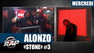 """Planète Rap   Alonzo """"Stone"""" Avec Ninho #Mercredi"""