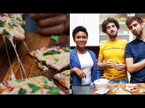 Easy College Vegetarian Receipes Collab w/ Brothers Green Eats