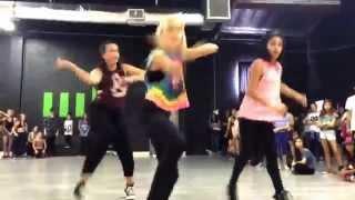   JORDYN JONES   Choreo by Tricia Miranda  