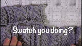 Aran Designing and Edwardian Knitting // Casual Friday #51