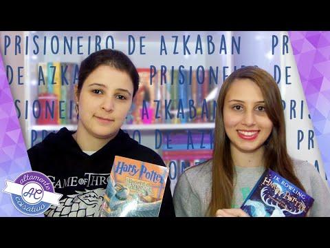 Harry Potter e o Prisioneiro de Azkaban | Projeto Lendo HP #NuvemEmHogwarts