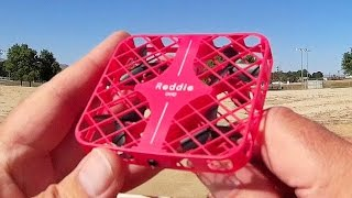 DHD D3 Mini Reddie Cage Drone Flight Test Review